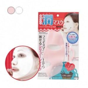 Силиконовая маска для глубокого увлажнения кожи лица Daiso Silicone mask 1ea