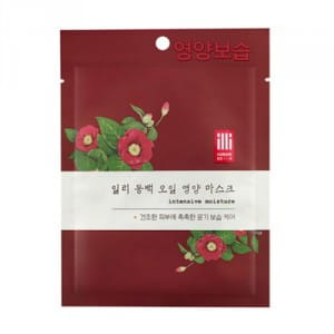 Illi Camellia Oil Nourishing Mask 30ml X10EA