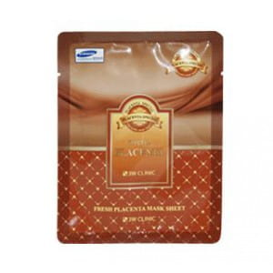 3W CLINIC Fresh mask sheet [Placenta] X10sheet