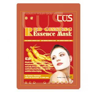 LUS Essence Mask [Red Ginseng] x10ea