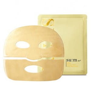 SUM37 Losec Therapy Night Gold Sheet Mask 27g*7ea