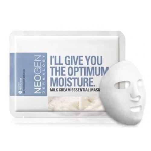 NEOGEN Dermalogy Milk cream essential mask x10P