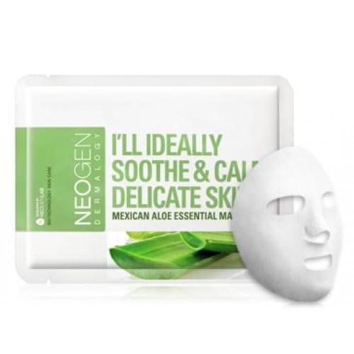 NEOGEN Dermalogy Mexican Aloe Essential mask x10P