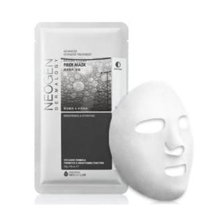 NEOGEN Dermalogy Bright Clear fiber mask X10P