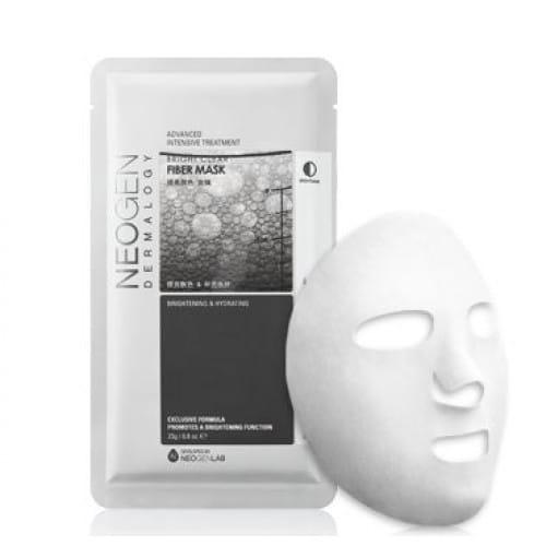 NEOGEN Dermalogy Bright Clear fiber mask X10P