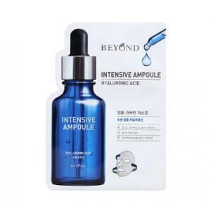 Листовая маска BEYOND Intensive ampoule mask - Hyaluronic acid (5sheet)