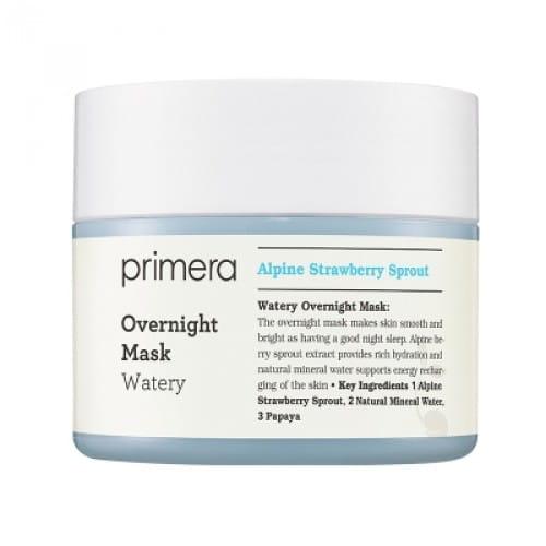Ночная увлажняющая маска Primera Watery overnight mask 100ml
