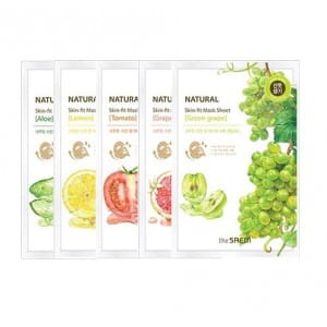 THE SAEM Natural Skin-fit Mask Sheet 20ml