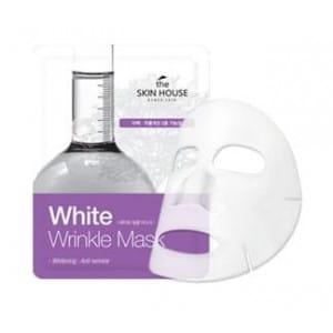 The skin house Whie Wrinkle mask 20g
