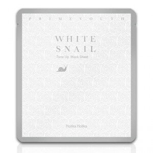 HOLIKAHOLIKA Prime Youth White Snail Tone-Up Mask 30g