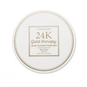 ETUDE HOUSE 24K Gold therapy collagen eye patch 1.4gx60sheet