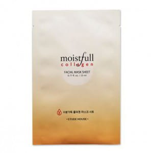 ETUDE HOUSE Moistfull Collagen Facial Mask sheet