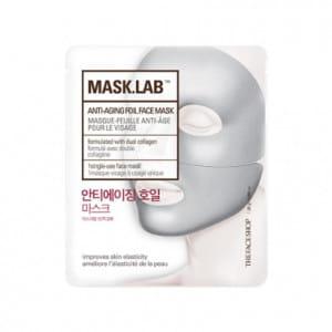THE FACE SHOP Mask Lab Anti-Aging Foil Face Mask 25g