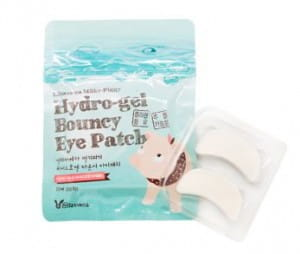 ELIZAVECCA Milky-Piggy Hydro-gel Bouncy Eye patch 1set(20sheet)