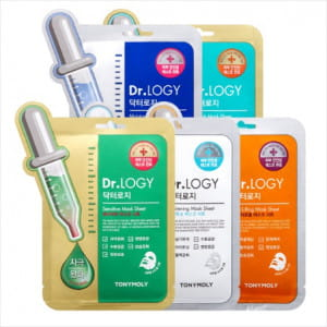 TONY MOLY Dr.Logy Mask Pack 23g