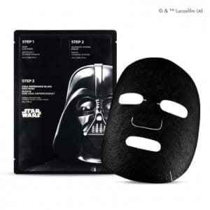THE FACE SHOP Aqua Refreshing Black Mask 28ml (Star Wars)
