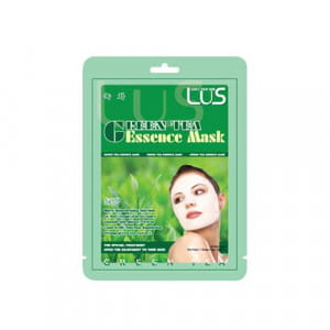 LUS Essence Mask [Green Tea] x10ea