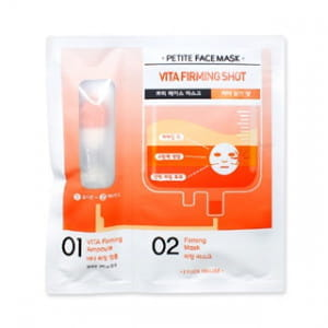 ETUDE HOUSE Petite Face Mask Vita Firming Shot 3ml+0.1g+35ml
