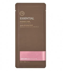 THE FACE SHOP Essintial Damage Care Hair Mask Pack 40ml