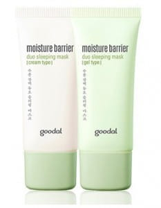 GOODAL Moisture Barrier Duo Sleeping Mask 30ml*2