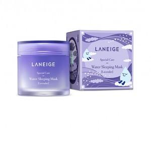 Ночная увлажняющая маска с лавандой Laneige Water sleeping mask (lavender) 70ml.
