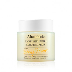 MAMONDE Enriched Nutri Sleeping Mask 100ml