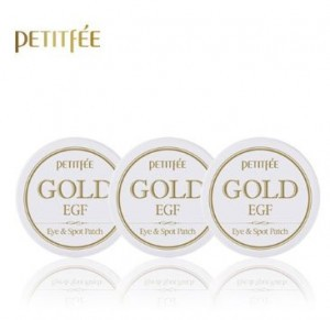 PETITFEE Gold & EGF eye & spot Patch Eye patch *3ea