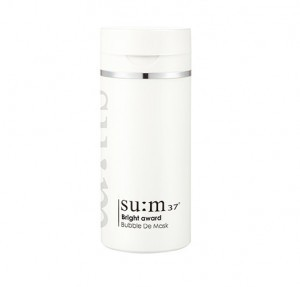 SUM37 Bright Award Bubble-De Mask Pack 100ml