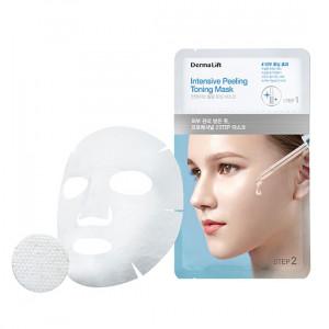 DERMALIFT Intensive Peeling Toning Mask (2STEP)