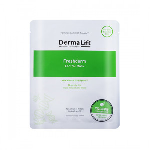 DermaLift Freshderm Control Mask Sheet 1ea