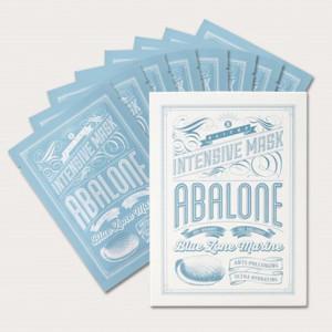 BLITHE Blue Zone Marine Intensive Mask Abalone 8ea