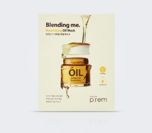 MAKEPREM Blending me. Oil Mask [1+1]