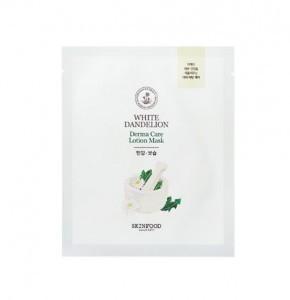 SKINFOOD White Dandelion Derma Care Lotion Mask 23g