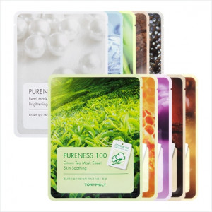 Tony Moly New Pureness 100 Mask Sheet 21ml