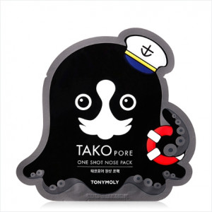 Tony Moly TaKo Pore One Shot Nose Pack