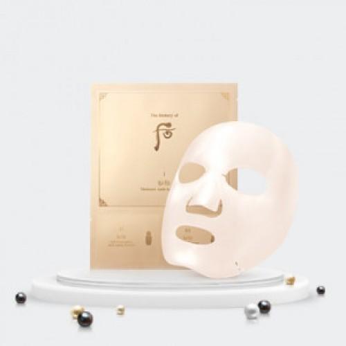 Антивозрастная маска THE HISTORY OF WHOO Bichup Moisture Anti-Aging Mask 27ml*5ea