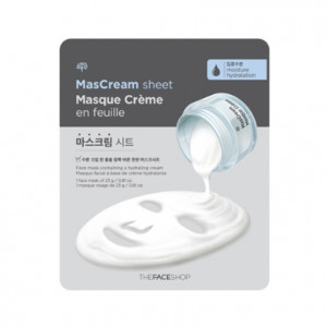 THE FACE SHOP Mascream Sheet 30g
