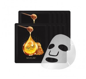 MAXCLINIC Royal Jelly Ampoule Mask 25ml*10ea