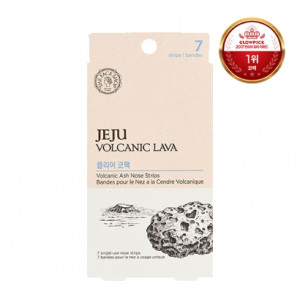 THE FACE SHOP Jeju Volcanic Lava 7ea (Clear & Smooth)