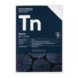 MISSHA Phyto Chemical Skin Supplement Sheet Mask 25ml