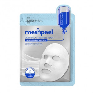 MEDIHEAL Bright Clay Meshpeel Mask 10pcs