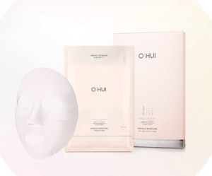 OHUI Miracle Moisture Ampoule & Cream Mask 22ml*6ea