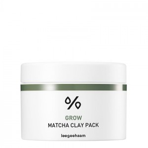 Leegeehaam Grow Matcha Clay PAck 110g