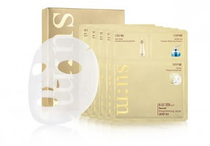 SUM37 Secret Three Step Mask 6sheets