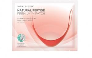NATURE REPUBLIC Natural Peptide Premium V Patch 8g