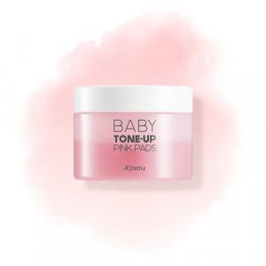 APIEU Baby Tone Up Pink Pads 75g