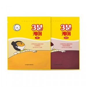 ETUDE HOUSE 3minutes Care Mask 23g