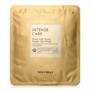 Tony Moly Intense Care Gold 24K Snail Hydro Gel Mask 25g