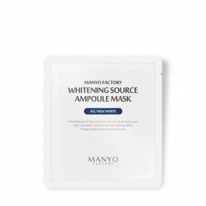 MANYO FACTORY Whitening Source Ampoule Mask 25ml*5