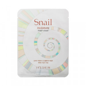 IT'S SKIN Snail Moisture Mask Sheet 22g